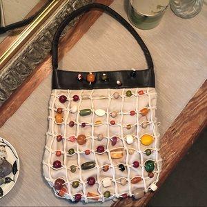 Mudd casual stone handbag.